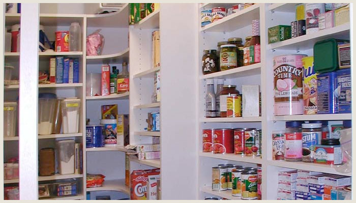 Organized Pantry St. Louis